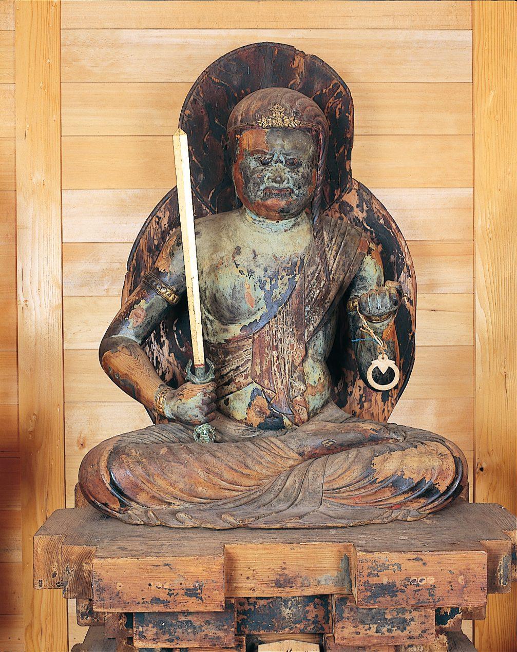 常禅寺(不動明王坐像)