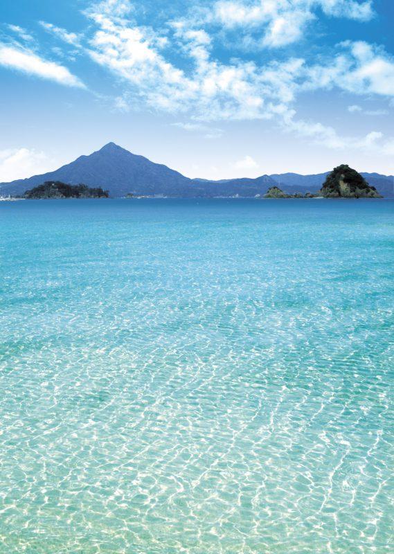 海水浴100選に選ばれた海