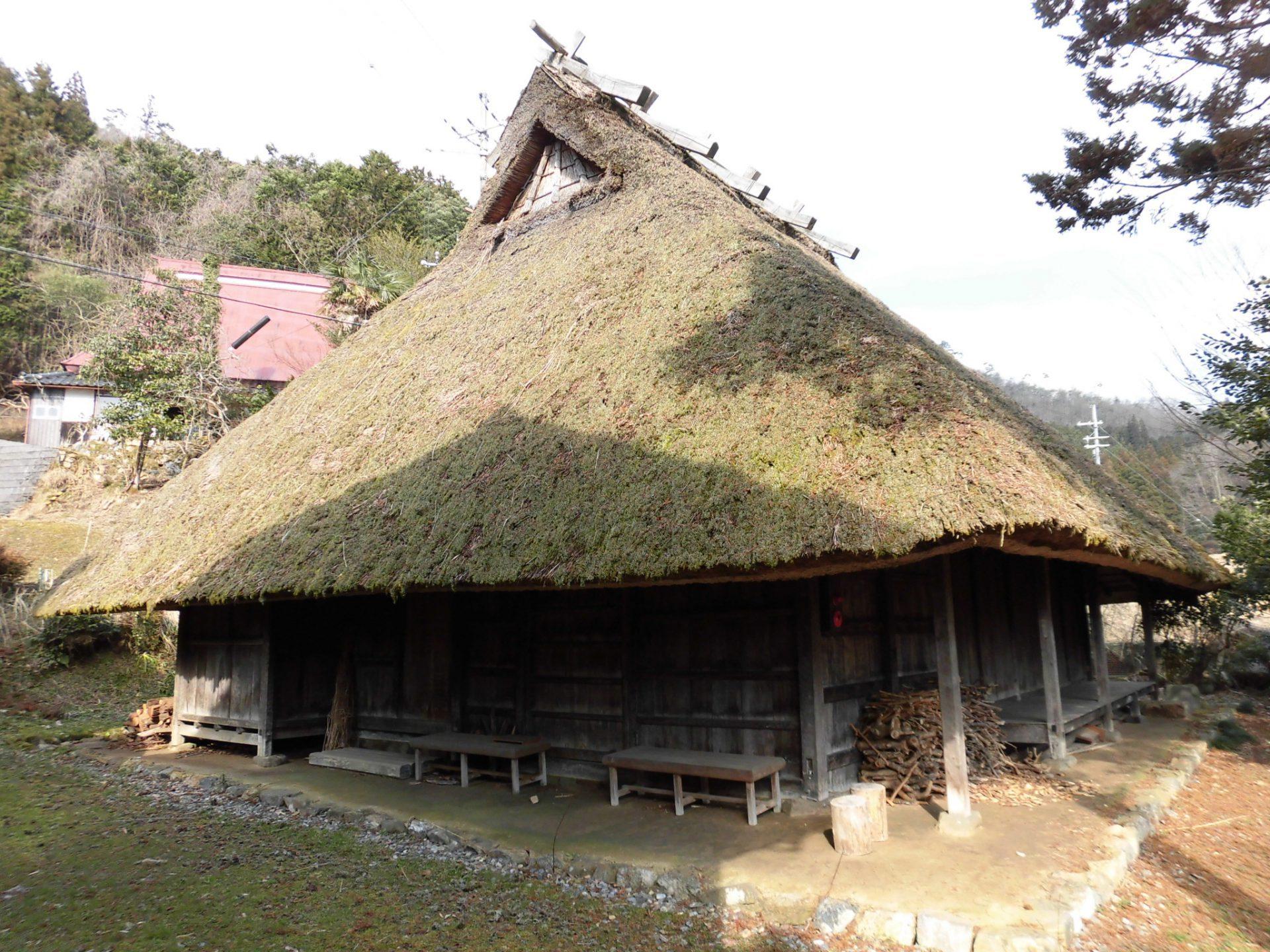 石田家住宅(重要文化財)